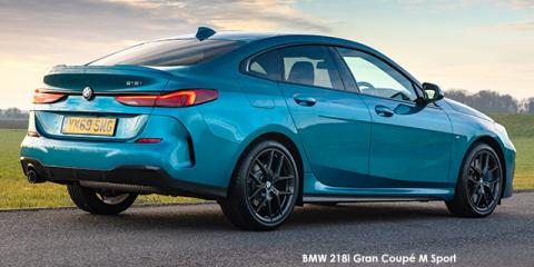 BMW 218d Gran Coupe Sport Line - Image credit: © 2021 duoporta. Generic Image shown.