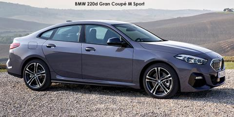 BMW 220i Gran Coupe Sport Line - Image credit: © 2021 duoporta. Generic Image shown.