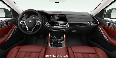 BMW X6 xDrive30d - Image credit: © 2021 duoporta. Generic Image shown.