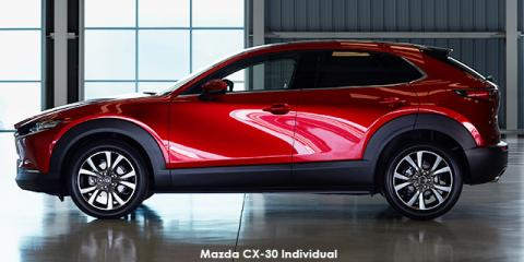 Mazda CX-30 2.0 Active - Image credit: © 2021 duoporta. Generic Image shown.