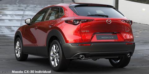Mazda CX-30 2.0 Individual - Image credit: © 2021 duoporta. Generic Image shown.