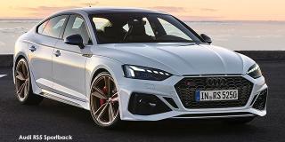 Audi RS5 - Image credit: © 2021 duoporta. Generic Image shown.