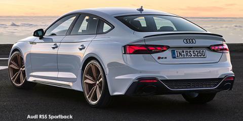 Audi RS5 Sportback quattro - Image credit: © 2021 duoporta. Generic Image shown.
