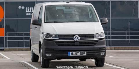 Volkswagen Transporter 2.0TDI 81kW panel van LWB - Image credit: © 2021 duoporta. Generic Image shown.
