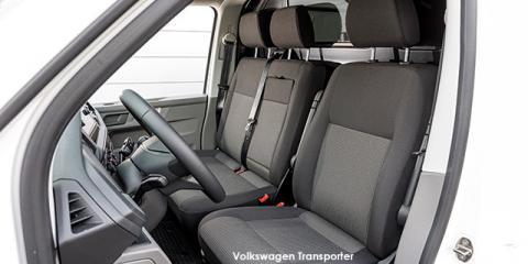 Volkswagen Transporter 2.0BiTDI 146kW crew bus SWB 4Motion - Image credit: © 2021 duoporta. Generic Image shown.