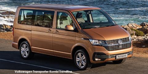 Volkswagen Transporter 2.0BiTDI 146kW Kombi SWB Trendline Plus 4Motion - Image credit: © 2021 duoporta. Generic Image shown.