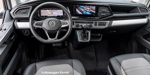 Volkswagen Kombi 2.0BiTDI 146kW SWB Trendline Plus 4Motion - Image credit: © 2021 duoporta. Generic Image shown.