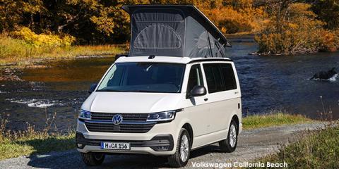 Volkswagen California Coast 2.0BiTDI 146kW 4Motion - Image credit: © 2021 duoporta. Generic Image shown.