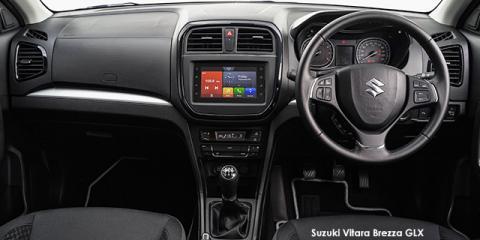 Suzuki Vitara Brezza 1.5 GL auto - Image credit: © 2021 duoporta. Generic Image shown.