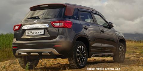 Suzuki Vitara Brezza 1.5 GLX - Image credit: © 2021 duoporta. Generic Image shown.