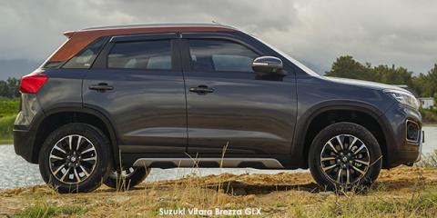 Suzuki Vitara Brezza 1.5 GLX auto - Image credit: © 2021 duoporta. Generic Image shown.