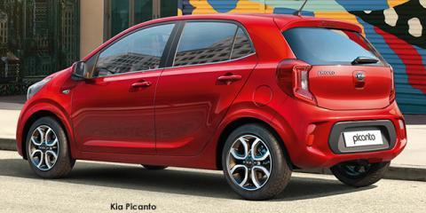 Kia Picanto 1.0 Style auto - Image credit: © 2021 duoporta. Generic Image shown.