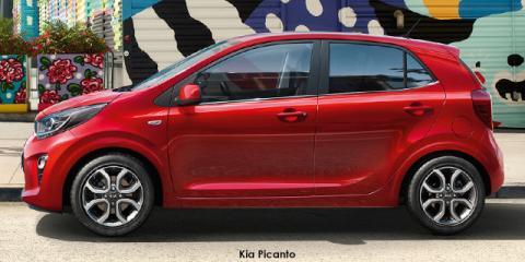 Kia Picanto 1.2 Style auto - Image credit: © 2021 duoporta. Generic Image shown.
