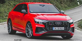 Audi SQ8 - Image credit: © 2021 duoporta. Generic Image shown.