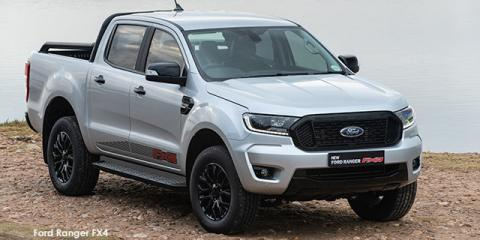 Ford Ranger 2.0SiT double cab Hi-Rider XLT FX4 - Image credit: © 2021 duoporta. Generic Image shown.