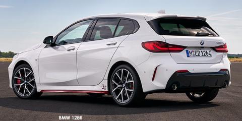 BMW 128ti - Image credit: © 2021 duoporta. Generic Image shown.