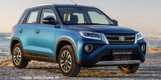 Toyota Urban Cruiser - Image credit: © 2021 duoporta. Generic Image shown.