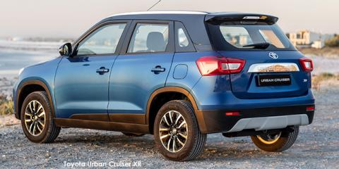 Toyota Urban Cruiser 1.5 XR auto - Image credit: © 2021 duoporta. Generic Image shown.
