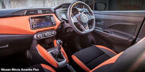 Nissan Micra 66kW turbo Acenta - Image credit: © 2021 duoporta. Generic Image shown.