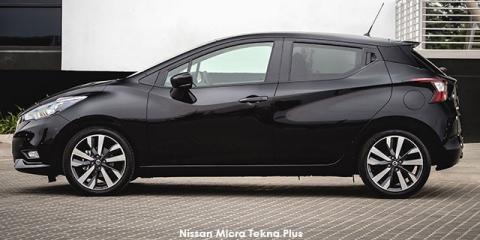 Nissan Micra 84kW turbo Tekna Plus - Image credit: © 2021 duoporta. Generic Image shown.