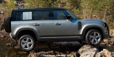 Land Rover Defender 110 D240 - Image credit: © 2021 duoporta. Generic Image shown.