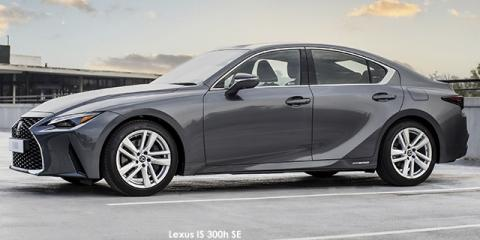 Lexus IS 300h EX - Image credit: © 2021 duoporta. Generic Image shown.