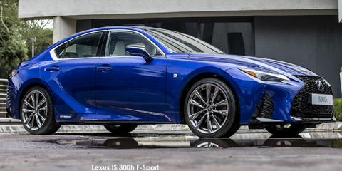 Lexus IS 300h F-Sport - Image credit: © 2021 duoporta. Generic Image shown.