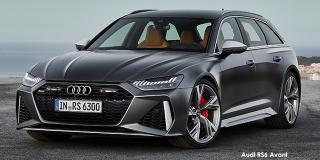 Audi RS6 - Image credit: © 2021 duoporta. Generic Image shown.