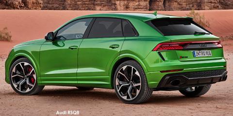 Audi RSQ8 quattro - Image credit: © 2021 duoporta. Generic Image shown.