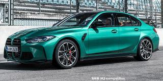 BMW M3 - Image credit: © 2021 duoporta. Generic Image shown.