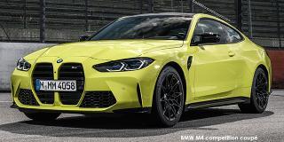 BMW M4 - Image credit: © 2021 duoporta. Generic Image shown.