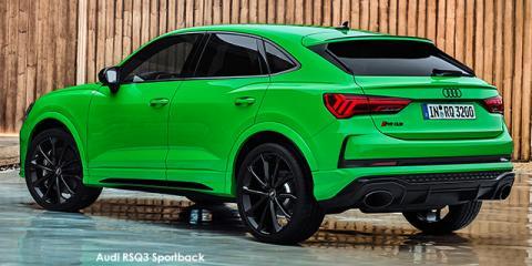Audi RSQ3 Sportback quattro - Image credit: © 2021 duoporta. Generic Image shown.