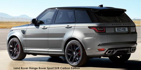 Land Rover Range Rover Sport SVR Carbon Edition - Image credit: © 2021 duoporta. Generic Image shown.