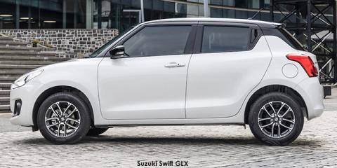 Suzuki Swift 1.2 GLX - Image credit: © 2021 duoporta. Generic Image shown.