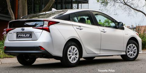 Toyota Prius Hybrid - Image credit: © 2021 duoporta. Generic Image shown.