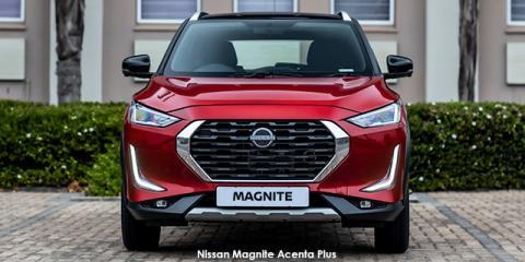 Nissan Magnite 1.0 Turbo Acenta auto - Image credit: © 2021 duoporta. Generic Image shown.