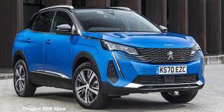 Peugeot 3008 - Image credit: © 2021 duoporta. Generic Image shown.
