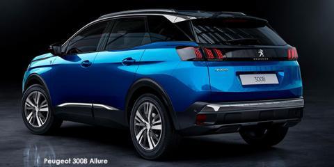 Peugeot 3008 1.6T Active - Image credit: © 2021 duoporta. Generic Image shown.