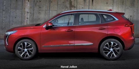 Haval Jolion 1.5T Luxury - Image credit: © 2021 duoporta. Generic Image shown.