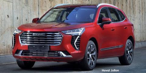 Haval Jolion 1.5T Luxury auto - Image credit: © 2021 duoporta. Generic Image shown.