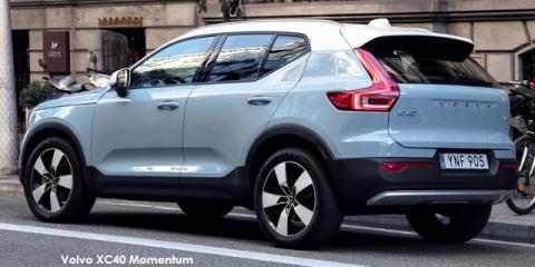 Volvo XC40 T3 Momentum - Image credit: © 2021 duoporta. Generic Image shown.
