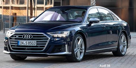 Audi S8 quattro - Image credit: © 2021 duoporta. Generic Image shown.
