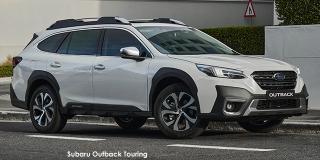 Subaru Outback - Image credit: © 2021 duoporta. Generic Image shown.