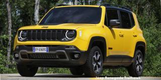 Jeep Renegade - Image credit: © 2021 duoporta. Generic Image shown.