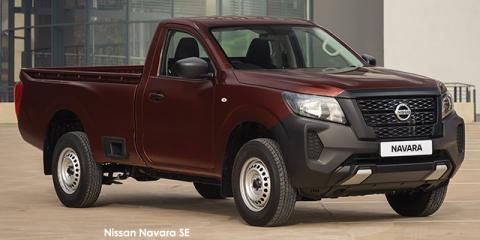 Nissan Navara 2.5 XE - Image credit: © 2021 duoporta. Generic Image shown.