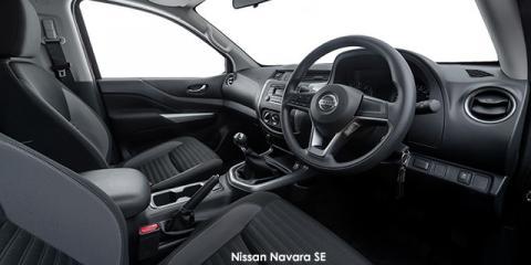 Nissan Navara 2.5DDTi SE - Image credit: © 2021 duoporta. Generic Image shown.