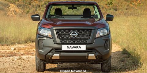 Nissan Navara 2.5DDTi SE 4x4 - Image credit: © 2021 duoporta. Generic Image shown.
