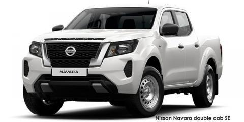 Nissan Navara 2.5DDTi double cab SE - Image credit: © 2021 duoporta. Generic Image shown.