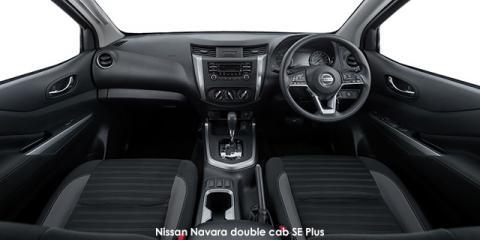 Nissan Navara 2.5DDTi double cab SE Plus - Image credit: © 2021 duoporta. Generic Image shown.
