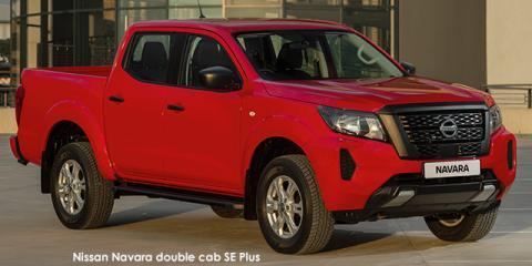 Nissan Navara 2.5DDTi double cab SE Plus auto - Image credit: © 2021 duoporta. Generic Image shown.